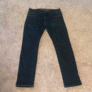 American Eagle Slim Straight Jeans